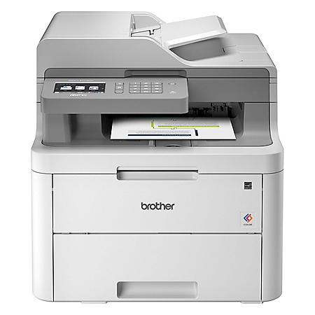 Brother MFC-L3710CW Multifunction Wireless Color Laser Printer