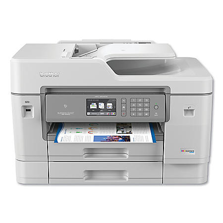 Brother MFC-J6945DW INKvestment All-in-One Inkjet Printer