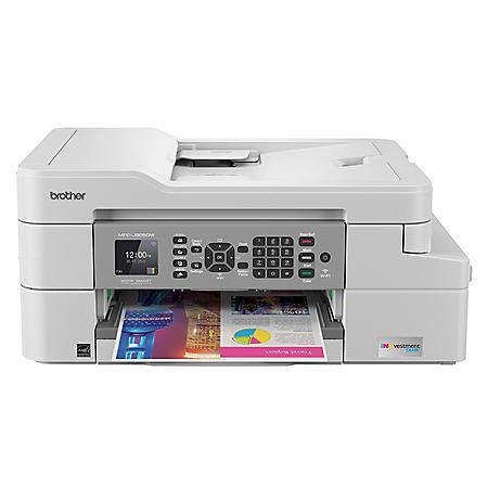 Brother MFCJ805DWXL INKvestment Printer