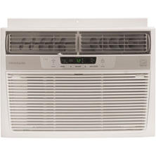 Frigidaire FFRE1833S2 Energy Star 18,000 BTU 230-Volt Window-Mounted Median Air Conditioner with Temperature Sensing Remote Control