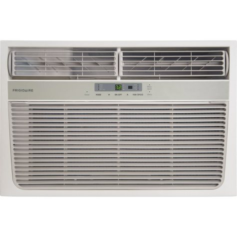 Frigidaire 11,000 BTU 115-Volt Heat/Cool Window Air Conditioner with Remote Control