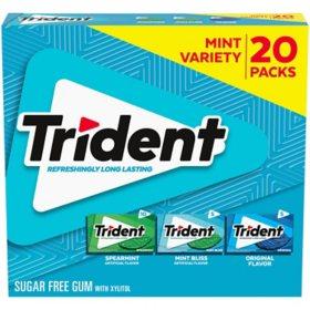 Trident Mint Variety Pack (14 ct., 20 pks.)