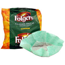 Folgers Classic Decaf Coffee Filter Packs (.9 oz. pk., 40 ct.)