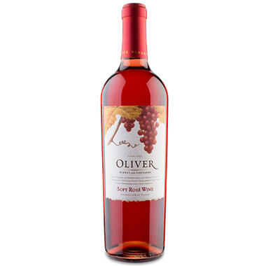 Oliver Winery Soft Rose Wine (750 ml)