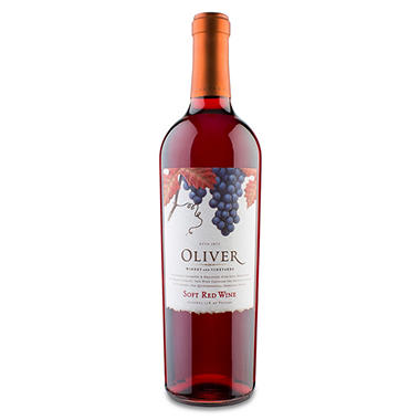 Oliver Soft Red (750 ml)