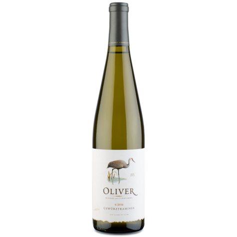 Oliver Winery Gewurztraminer (750 ml)