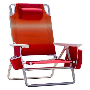 Beach Chair Orange