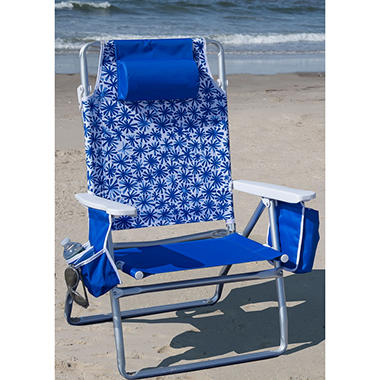 Beach Chairs (Various Colors and Sizes)