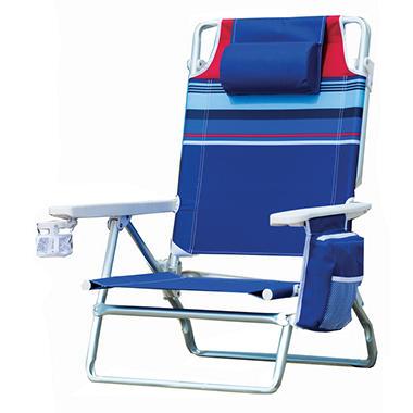Beach Chair Blue