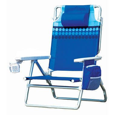 Beach Chair Tonal Dot