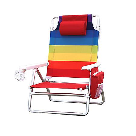 Rainbow Beach Chair