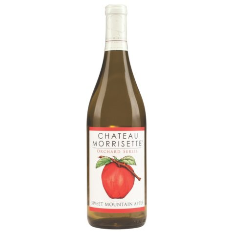 Chateau Morrisette Sweet Mountain Apple Wine (750 mL)