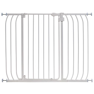 Summer Infant Multi Use-White, Extra Tall Walk Thru Gate