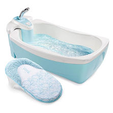 Summer Infant Lil' Luxuries® Whirlpool, Bubbling Spa & Shower - Neutral
