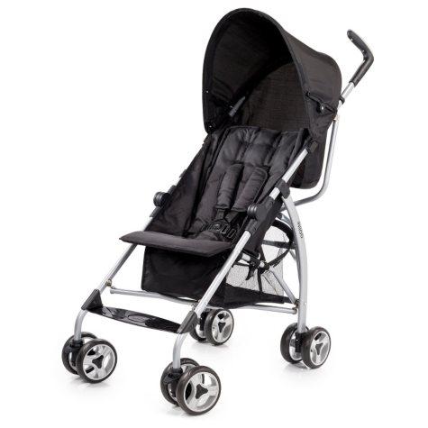 Summer Infant Go lite Convenience Stroller - Black Jack