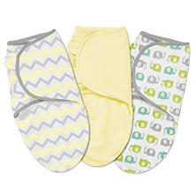 SwaddleMe Original 3 Pack Chevron Splash, Sm/Med