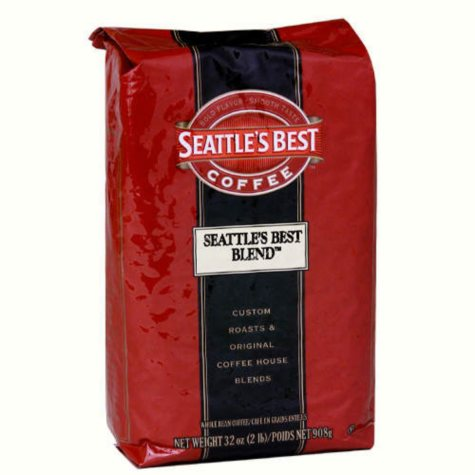 Seattle's Best Coffee™ Whole Bean - 32 oz. bag