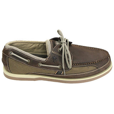Men's Lace Up Boat Shoe