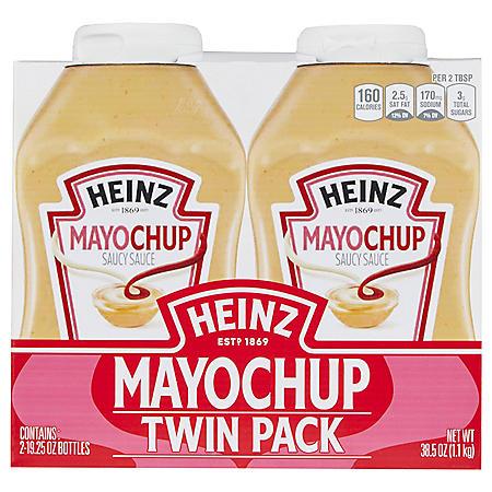 Heinz Mayochup Saucy Sauce (19.25 oz., 2 pk.)