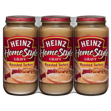 Heinz? HomeStyle Turkey Gravy - 3/18 oz.