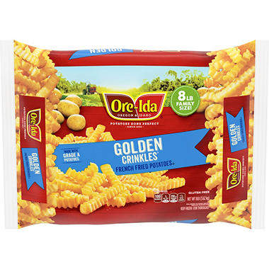 Ore Ida Golden Crinkle Fries