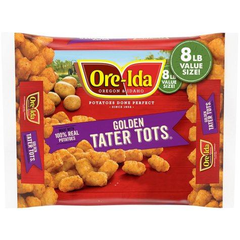 Ore-Ida Tater Tots (8 lb.)
