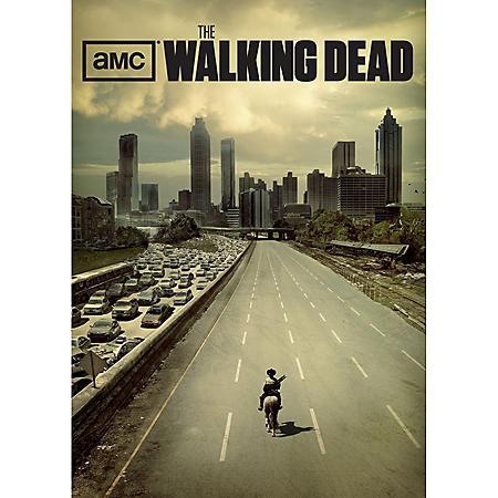 WALKING DEAD S-1 MARCH 2012 RESET