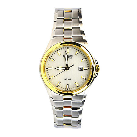 ECO DRIVE TWO-TONE MSRP $275.00
