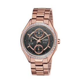 Citizen Eco-Drive Women's Riva Two-Tone with Diamonds Watch