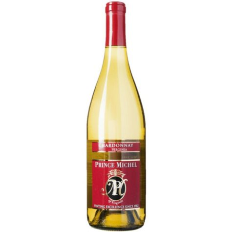 Prince Michel Vineyard and Winery Chardonnay (750 ml)