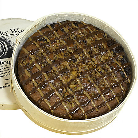 Kentucky Woods Bourbon Barrel Cake (50 oz.)