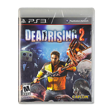 PS3 DEAD RISING 2 INLINE CATALOG ASST
