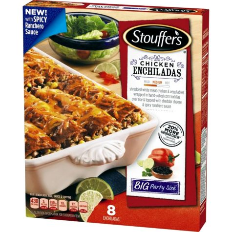 Stouffer's Chicken Enchiladas (63 oz.)