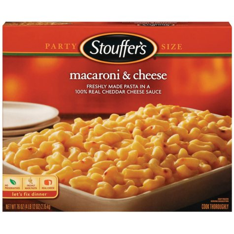 Stouffer's Party Size Macaroni & Cheese (4 lb.)