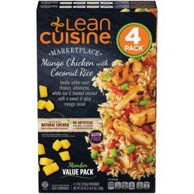 Lean Cuisine Mango Chicken with Coconut Rice (4 pk.)