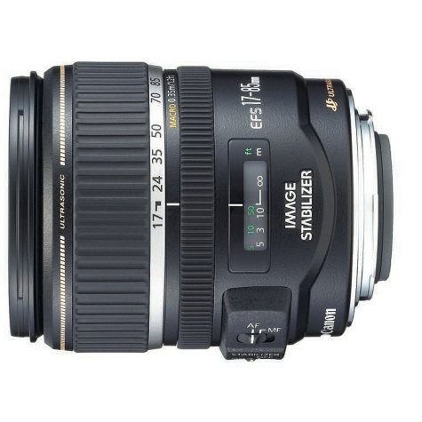 Canon EF-S 17-85 F/4-5.6 IS USM Lens