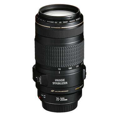 Canon EF 70-300mm f/4-5.6 IS USM
