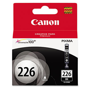 Canon CLI-226 Ink Tank Cartridge, Select Color