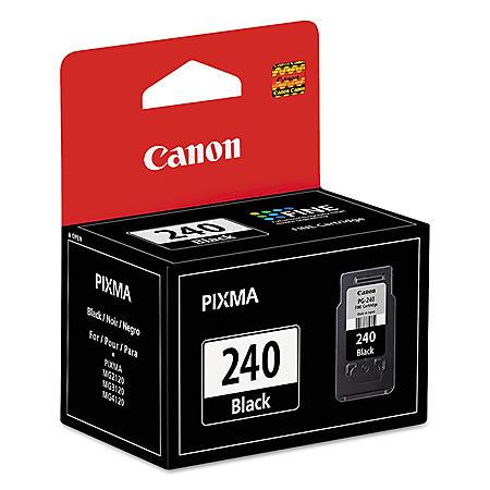 Canon PG-240 Ink Cartridge, Black