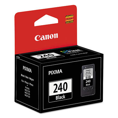 Canon PG-240 Ink Cartridge, Black