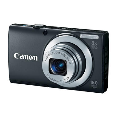 Canon A4000 16MP Digital Camera - Various Colors