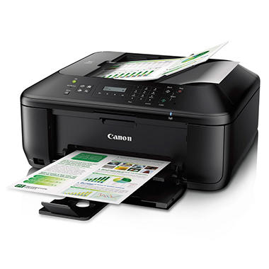 Canon Pixma MX452 Wireless Inkjet Office All-in-One Color Printer