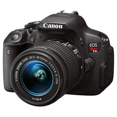 Canon T5i 18MP Digital SLR Camera
