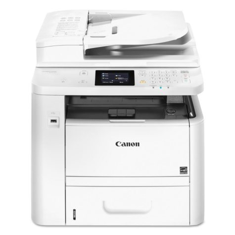 Canon® imageClass D1550 4-in-1 Multifunction Laser Copier, Copy/Fax/Print/Scan