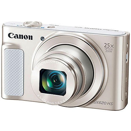 Canon SX620 HS PowerShot (Various Colors)