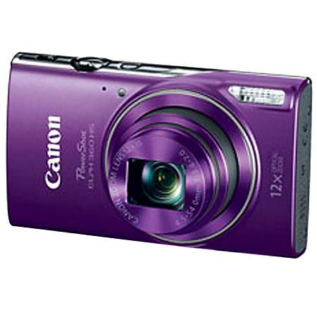 Canon ELPH 360 HS PowerShot, Purple