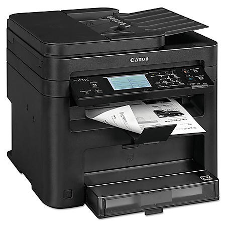Canon® imageCLASS MF249dw Wireless Multifunction Duplex Laser, Copy; Fax; Print; Scan
