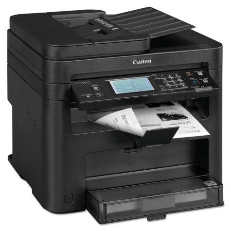 Canon® imageCLASS MF247dw Wireless Multifunction Duplex Laser, Copy; Fax; Print; Scan