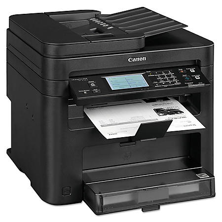 Canon® imageCLASS MF236n Monochrome Multifunction Laser Printer, Copy; Fax; Print; Scan