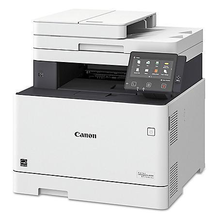 Canon Color imageCLASS MF733Cdw, Wireless, Copy/Fax/Print/Scan